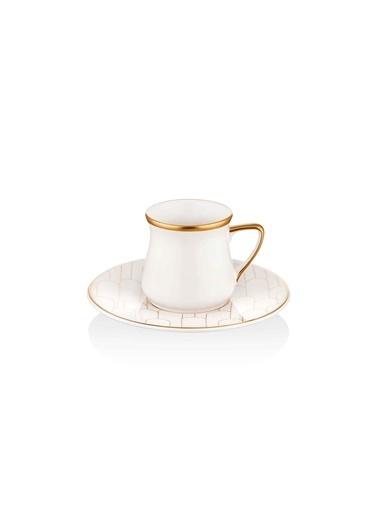 The Mia Cote Kahve Fincanı - Tek Kişilik Renkli